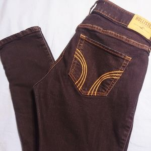 Hollister size 9S skinny jeans